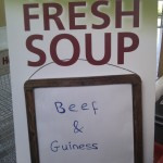 Fresh Soup: Beef & Guiness